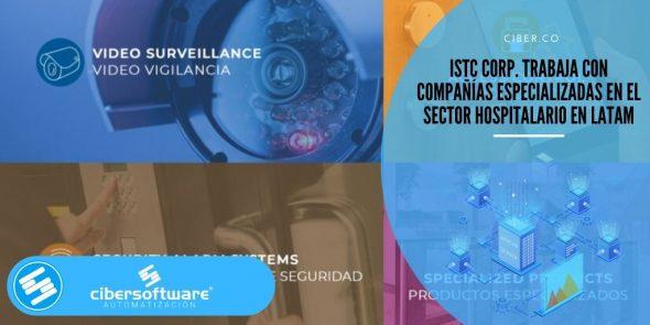 ISTC Corp. trabaja con compañías especializadas en el sector hospitalario en Latam